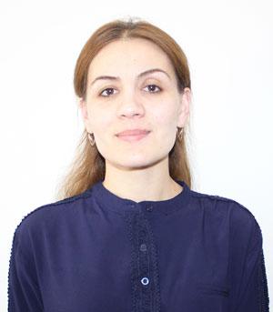 Ганиева Манижа Темуровна