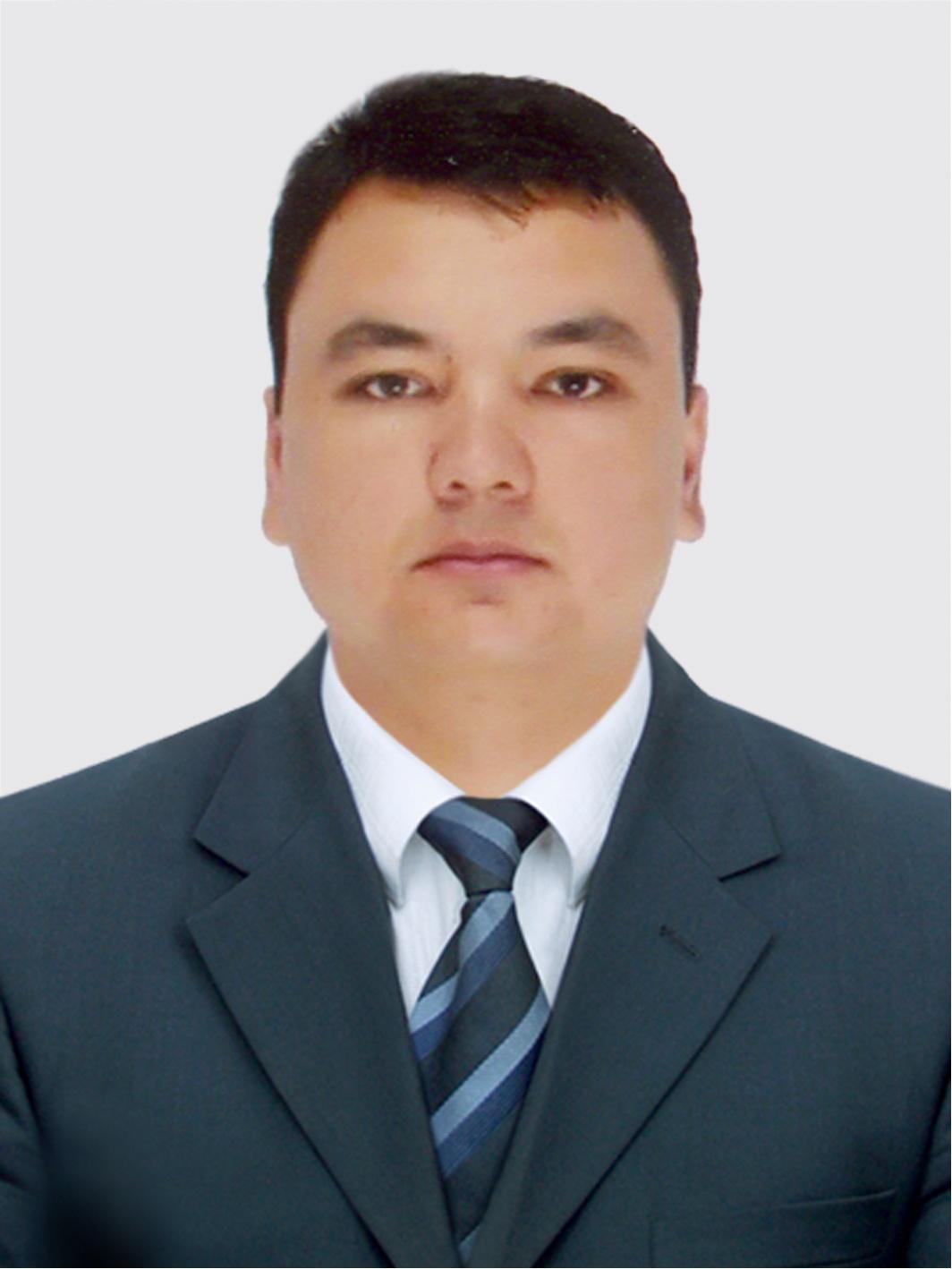 Бердиев Рустам Намозович