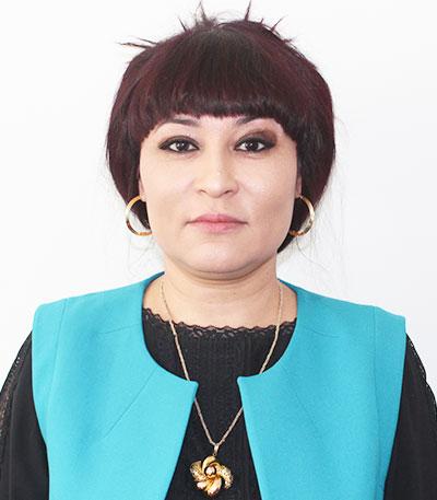 Абдуллаева Наргис Абдумавлоновна