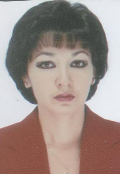 Бабаева Лола Абдунаимовна