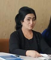 Мустафақулова Намуна Ибрагимовна