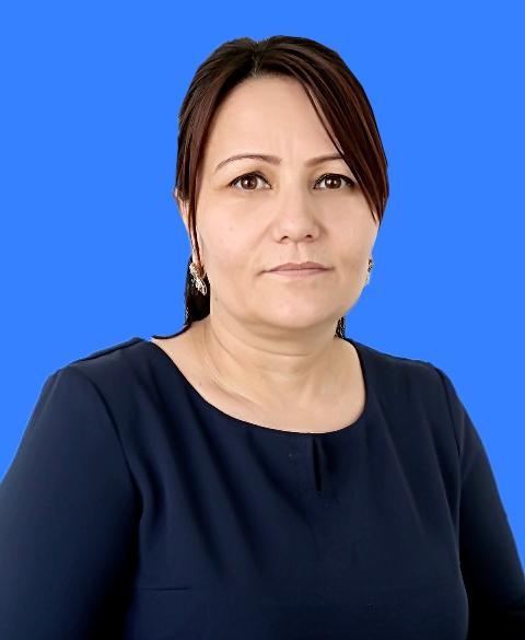 Азимова Момокиз Мировна
